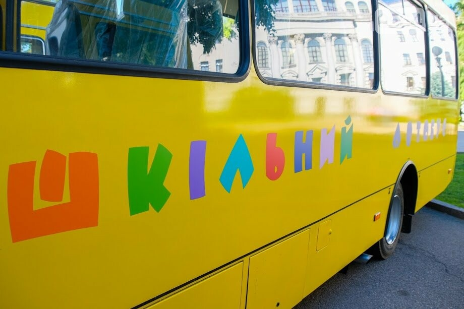 Для сельских школ Днепропетровщины закупили новенькие автобусы, - ФОТО, фото-3