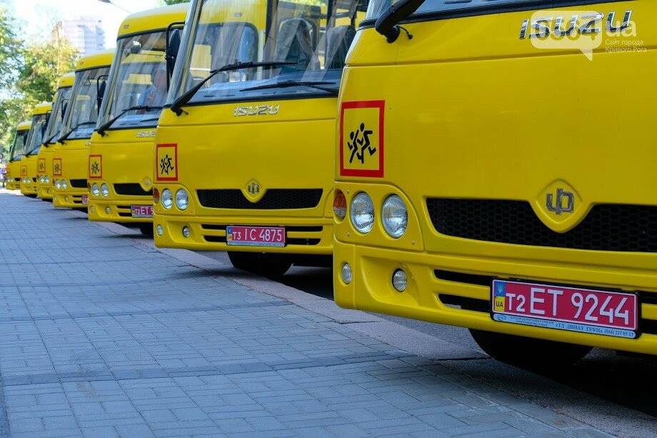 Для сельских школ Днепропетровщины закупили новенькие автобусы, - ФОТО, фото-10