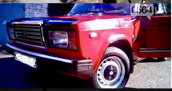 Владельцев камер и видеорегистраторов просят помочь найти авто, на котором скрылись напавшие на криворожского депутата, фото-2