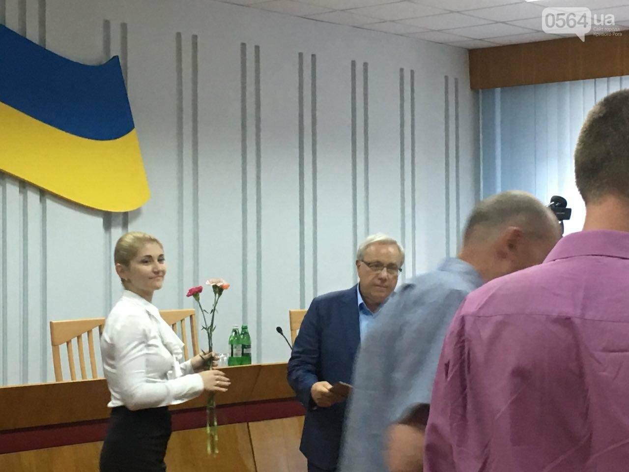 """""""Наша сила - в правде"""": Как городской голова поздравил криворожских журналистов, - ФОТО , фото-12"""