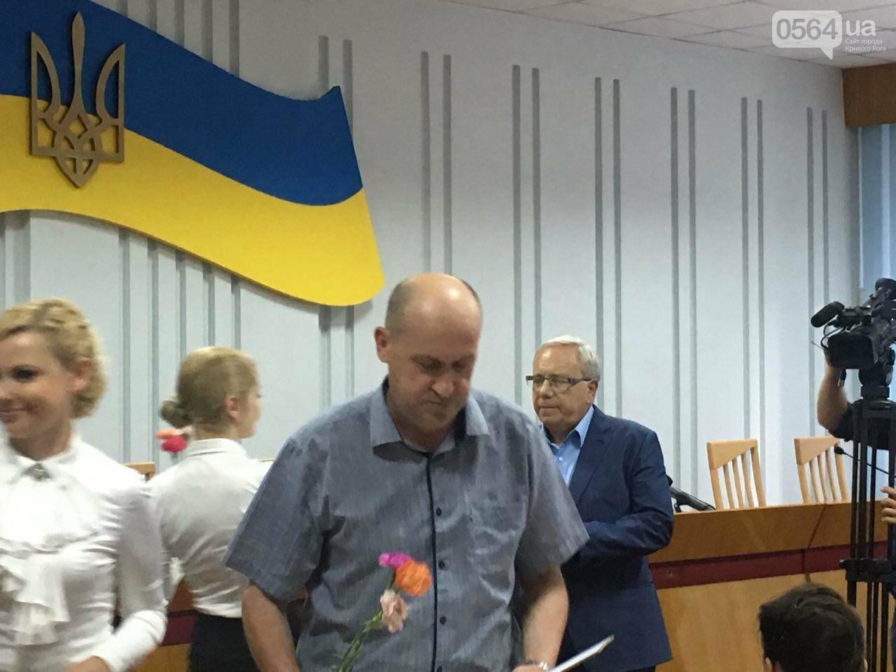 """""""Наша сила - в правде"""": Как городской голова поздравил криворожских журналистов, - ФОТО , фото-13"""