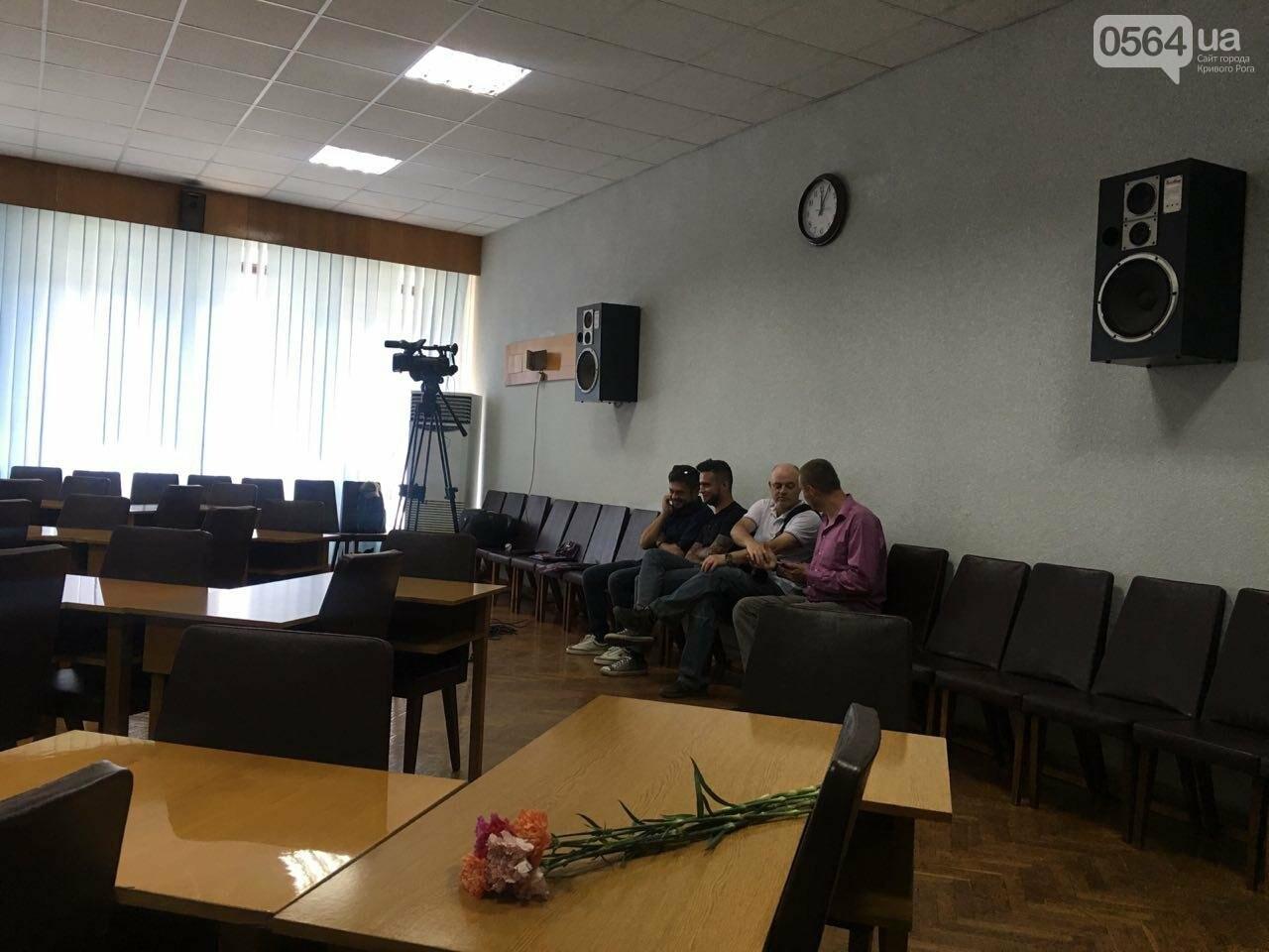 """""""Наша сила - в правде"""": Как городской голова поздравил криворожских журналистов, - ФОТО , фото-10"""
