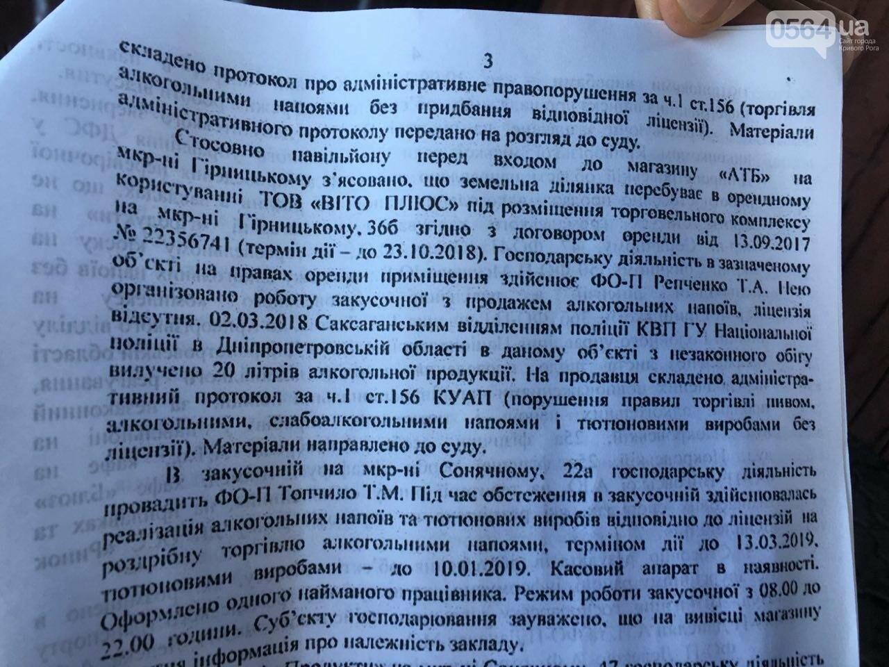 """""""При Януковиче такого не было..."""": криворожанка негодовала из-за закрытия активистами """"наливайки"""", - ФОТО, ВИДЕО, фото-2"""