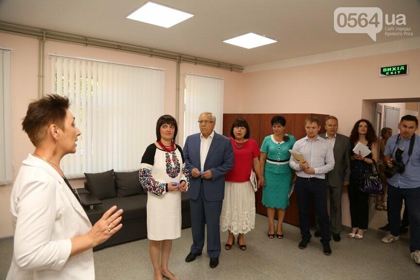 Сделанный по европейским стандартам криворожский Кризисный центр для жертв домашнего насилия показал первые позитивные результаты, - ФОТО , фото-2