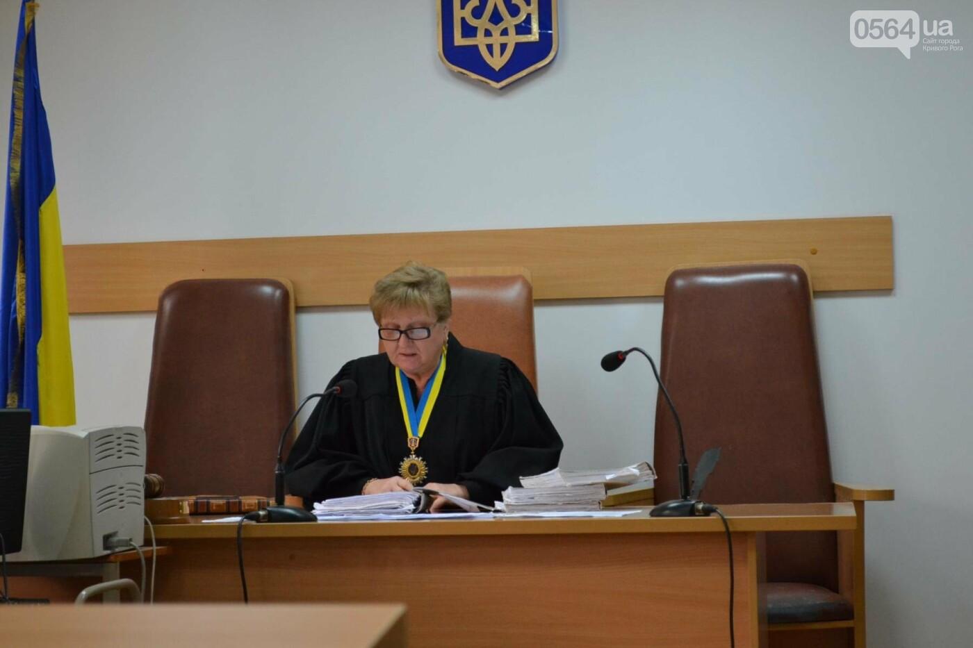 """Свидетель по делу лидера """"Автомайдана"""" в Кривом Роге заявил, что видел """"облако"""", - ФОТО, фото-4"""