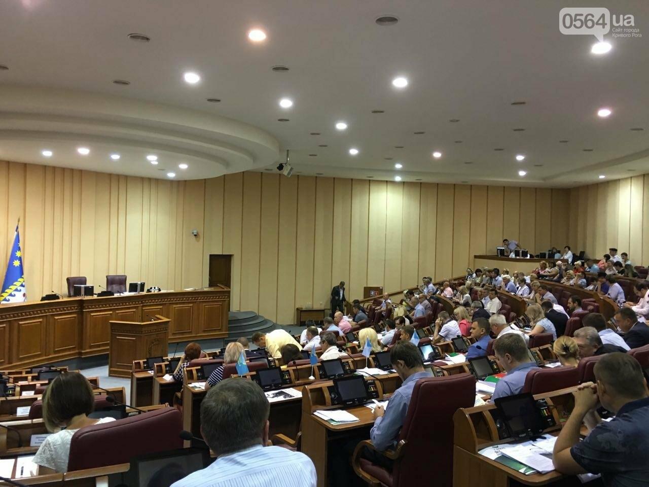 Криворожские депутаты обсудят вопрос премирования мэра и его заместителей, тариф на проезд в маршрутках и поддержку бизнесменов, - ФОТО, фото-12