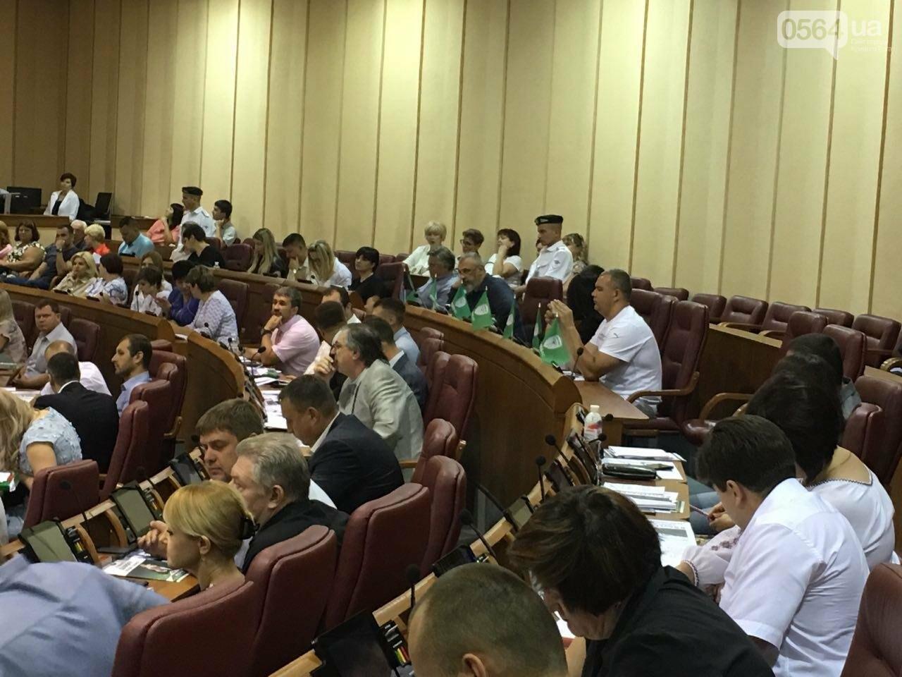 Криворожские депутаты обсудят вопрос премирования мэра и его заместителей, тариф на проезд в маршрутках и поддержку бизнесменов, - ФОТО, фото-16