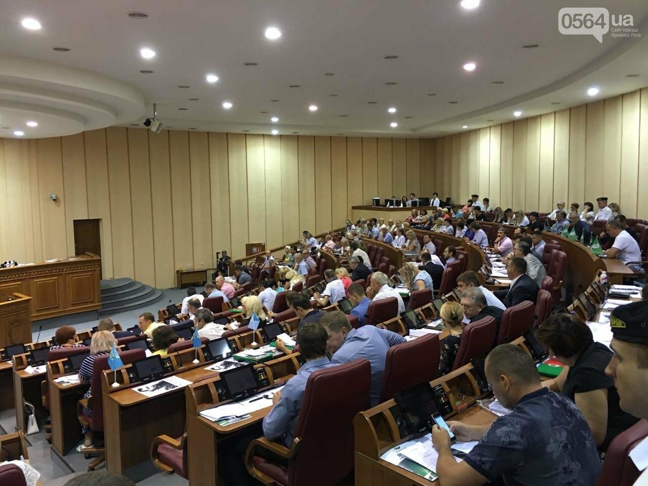 Криворожские депутаты обсудят вопрос премирования мэра и его заместителей, тариф на проезд в маршрутках и поддержку бизнесменов, - ФОТО, фото-17
