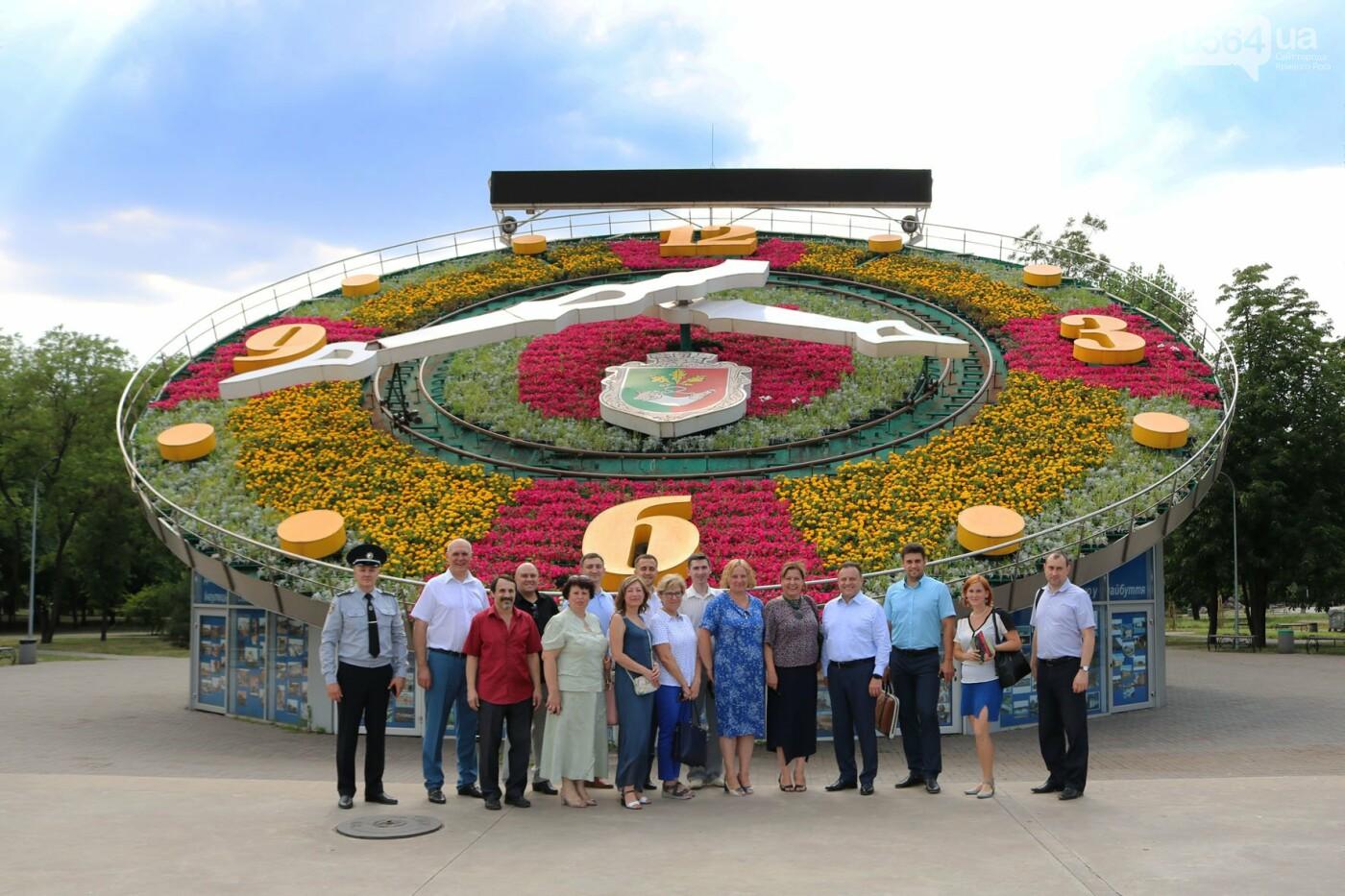 В Донецком юридическом институте состоялось выездное заседание Совета ректоров перемещенных высших учебных заведений Донбасса и Крыма, фото-6