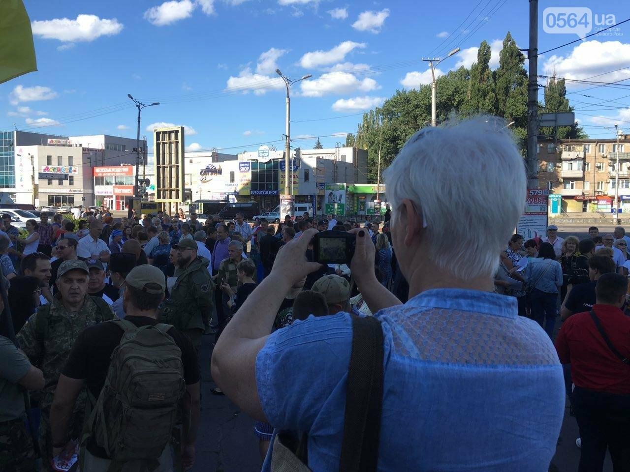 Криворожане собрались на Марш за традиционные семейные ценности, - ФОТО, ПРЯМОЙ ЭФИР, фото-26