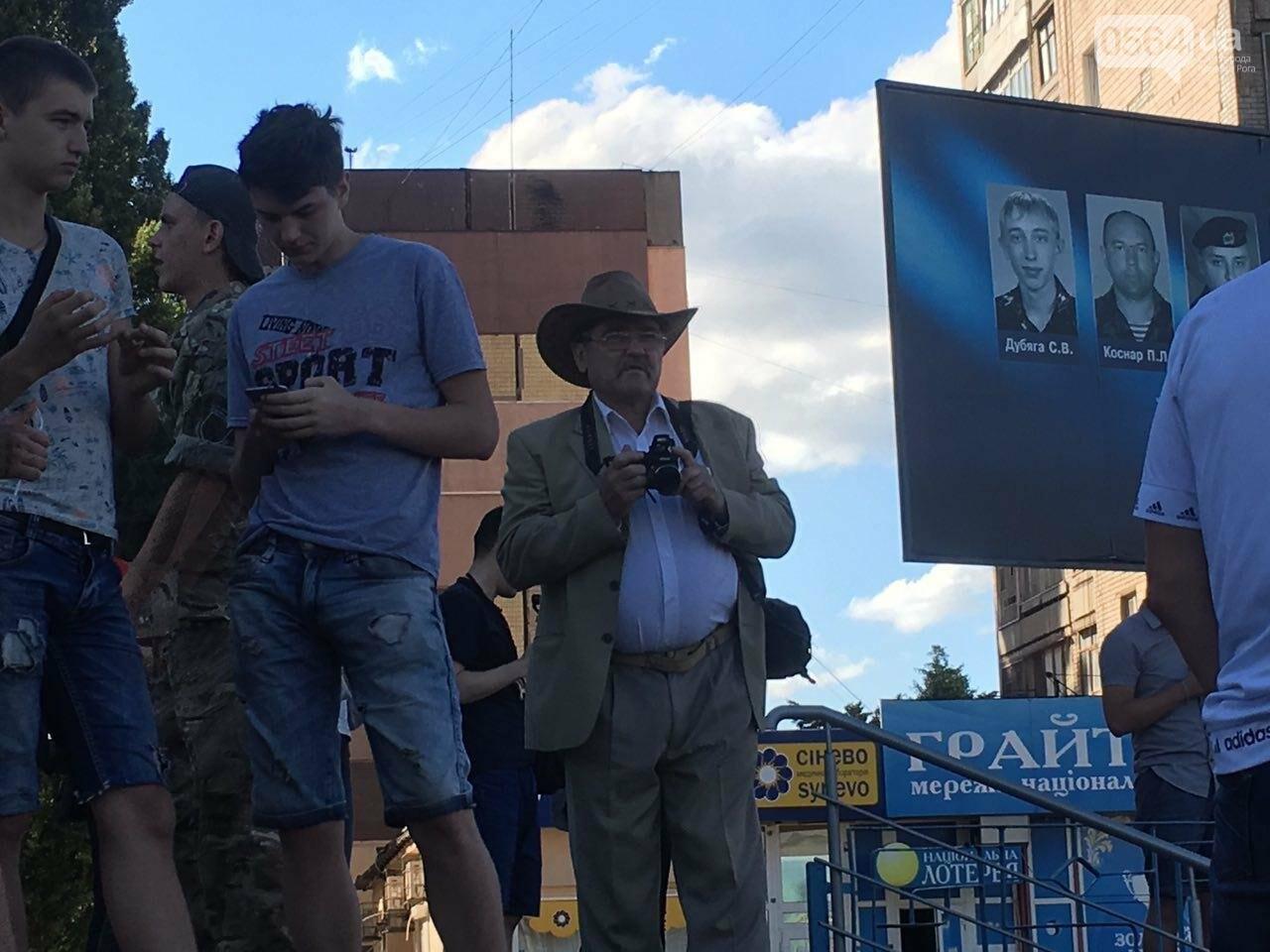 Криворожане собрались на Марш за традиционные семейные ценности, - ФОТО, ПРЯМОЙ ЭФИР, фото-18