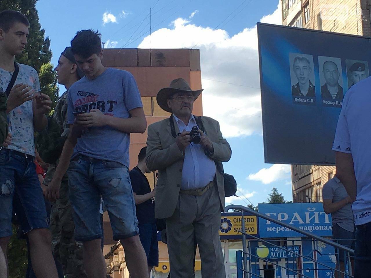 Криворожане собрались на Марш за традиционные семейные ценности, - ФОТО, ПРЯМОЙ ЭФИР, фото-19
