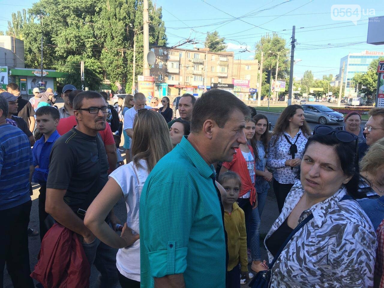 Криворожане собрались на Марш за традиционные семейные ценности, - ФОТО, ПРЯМОЙ ЭФИР, фото-8