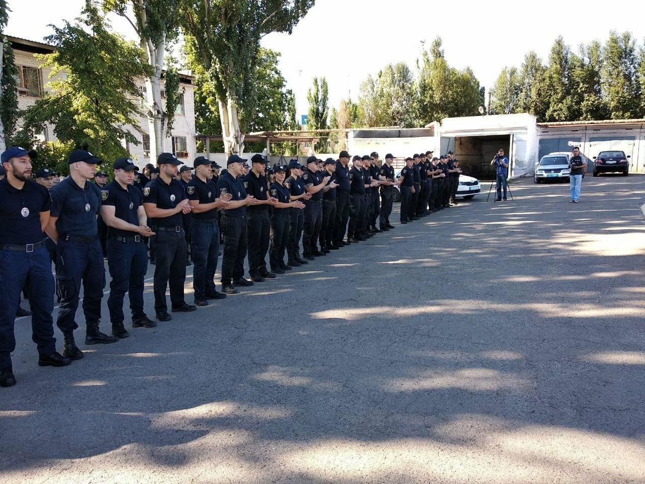 В Кривом Роге наградили патрульных за добросовестное выполнение служебных обязанностей, - ФОТО, фото-17