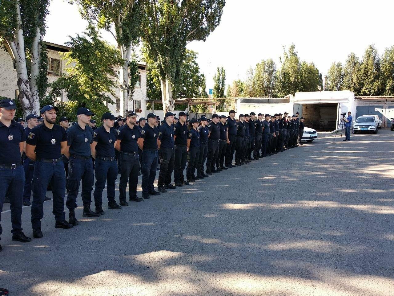 В Кривом Роге наградили патрульных за добросовестное выполнение служебных обязанностей, - ФОТО, фото-8