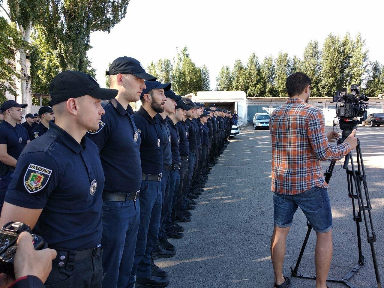 В Кривом Роге наградили патрульных за добросовестное выполнение служебных обязанностей, - ФОТО, фото-5