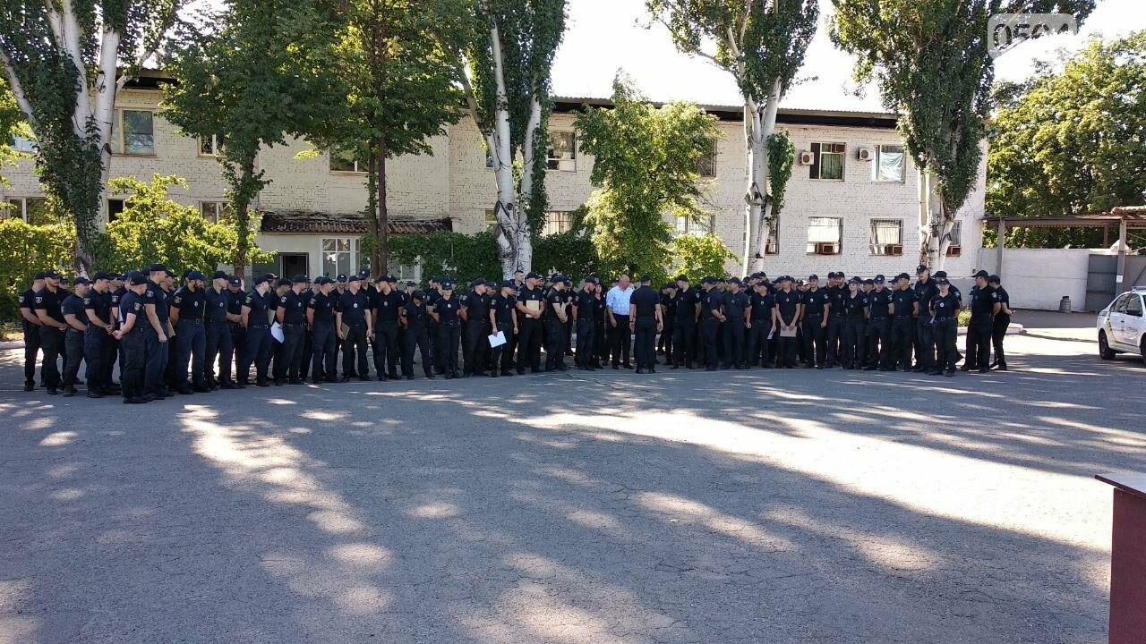 В Кривом Роге наградили патрульных за добросовестное выполнение служебных обязанностей, - ФОТО, фото-14