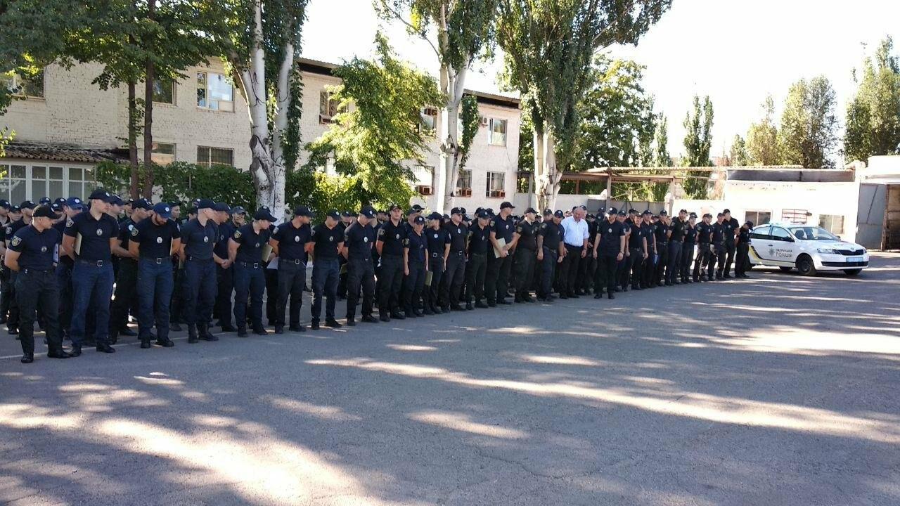 В Кривом Роге наградили патрульных за добросовестное выполнение служебных обязанностей, - ФОТО, фото-11