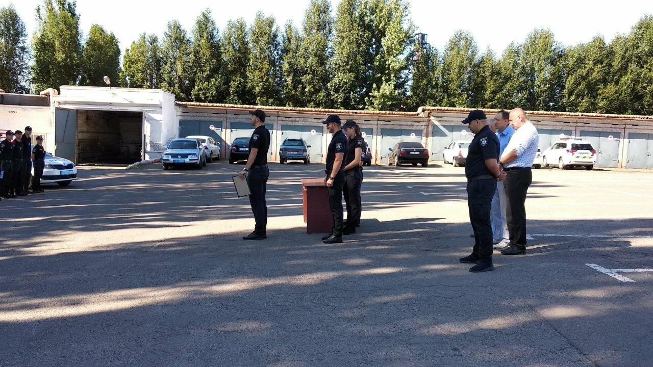 В Кривом Роге наградили патрульных за добросовестное выполнение служебных обязанностей, - ФОТО, фото-13