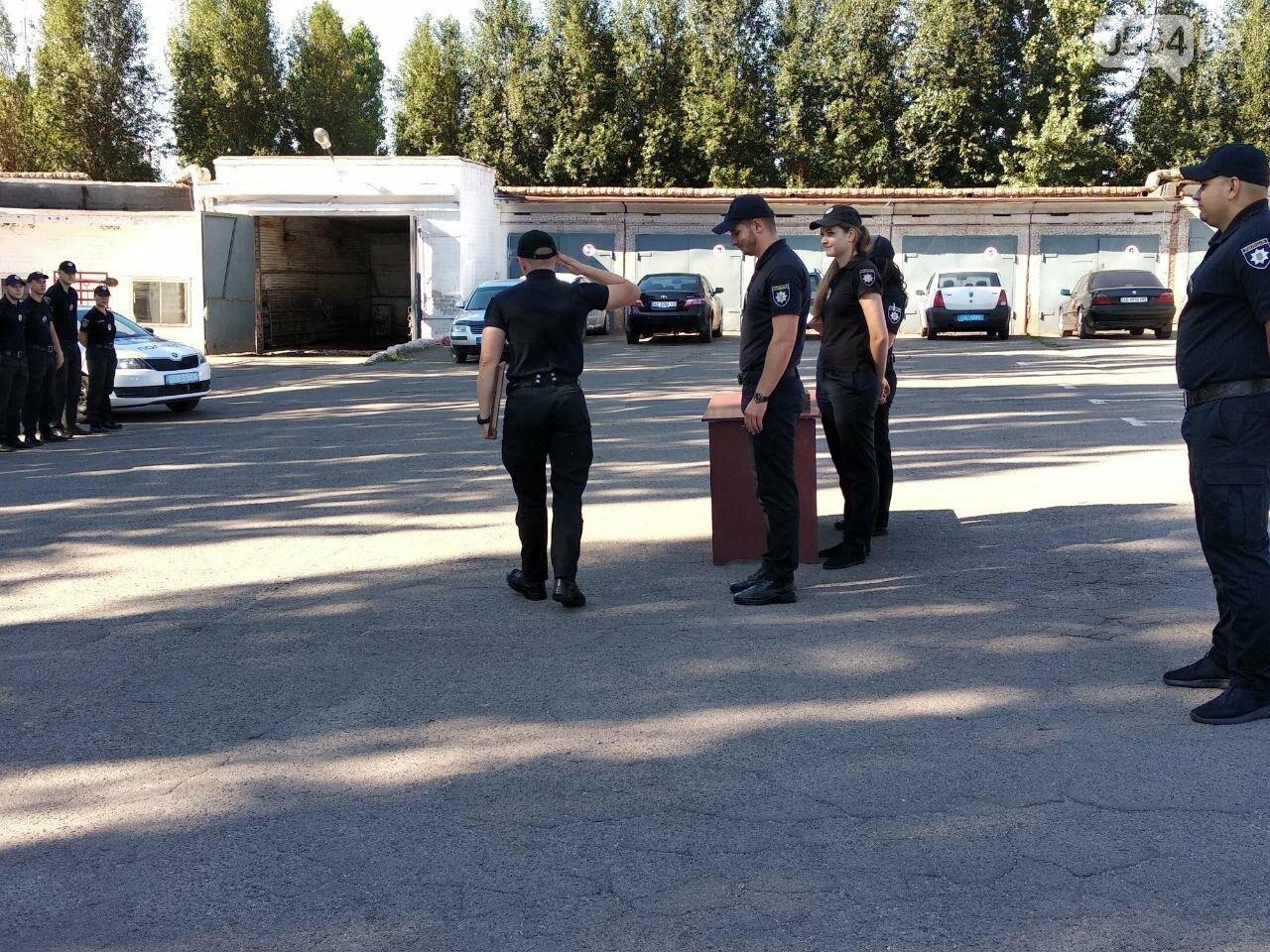 В Кривом Роге наградили патрульных за добросовестное выполнение служебных обязанностей, - ФОТО, фото-19