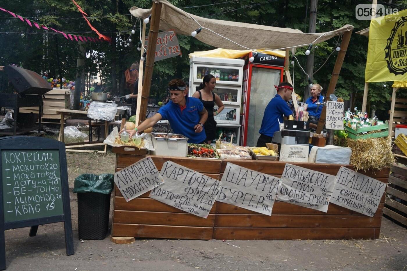 """Криворожане культурно отдыхают на фестивале искусства и еды """"Артишок"""", - ФОТО, ВИДЕО, фото-120"""