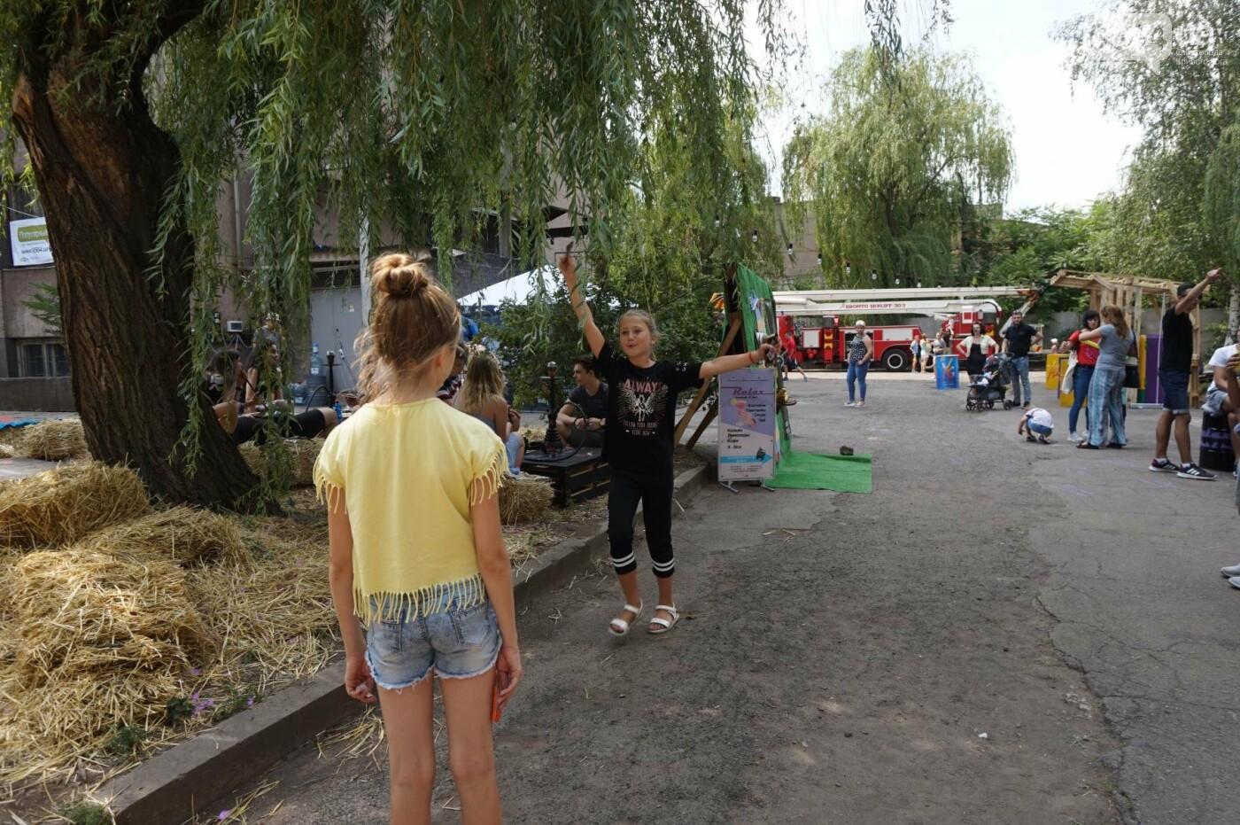 """Криворожане культурно отдыхают на фестивале искусства и еды """"Артишок"""", - ФОТО, ВИДЕО, фото-148"""