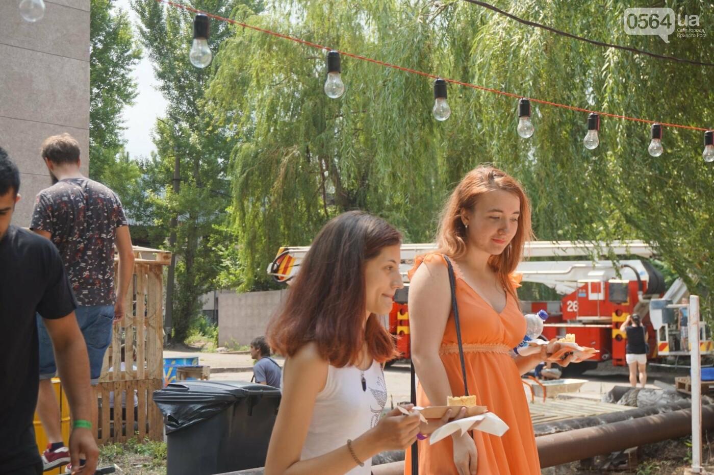 """Криворожане культурно отдыхают на фестивале искусства и еды """"Артишок"""", - ФОТО, ВИДЕО, фото-127"""