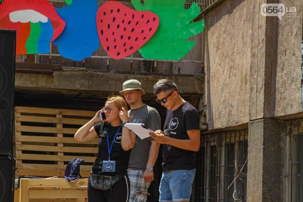"""Криворожане культурно отдыхают на фестивале искусства и еды """"Артишок"""", - ФОТО, ВИДЕО, фото-4"""