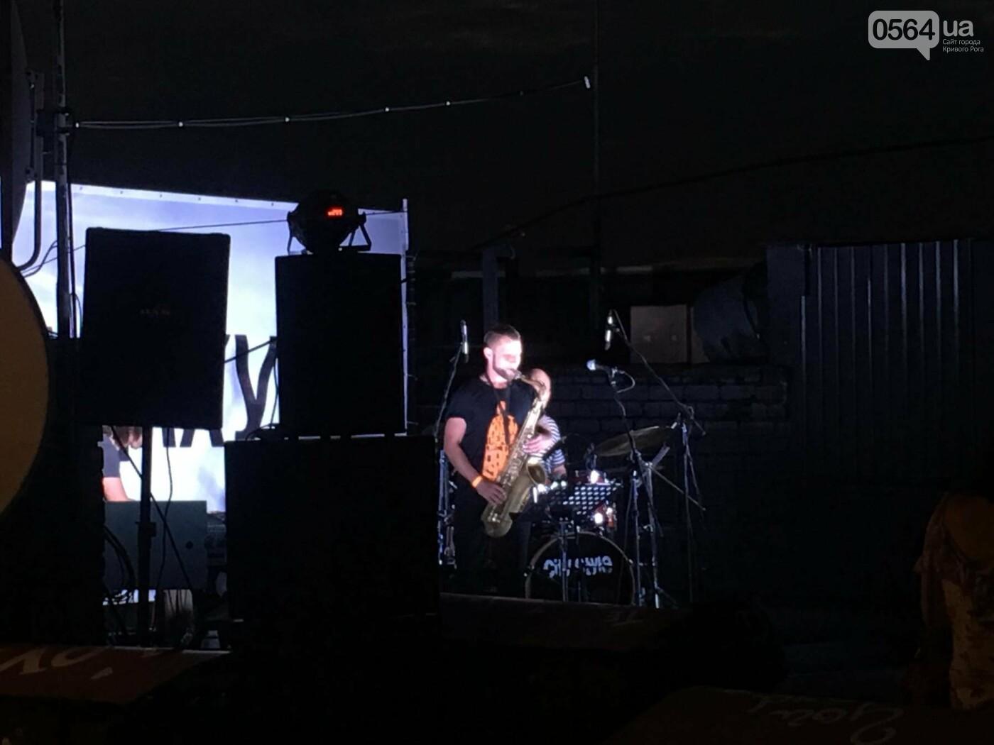 Сотни криворожан встречали закат на крыше отеля под мелодии джаза, - ФОТО, ВИДЕО, фото-2
