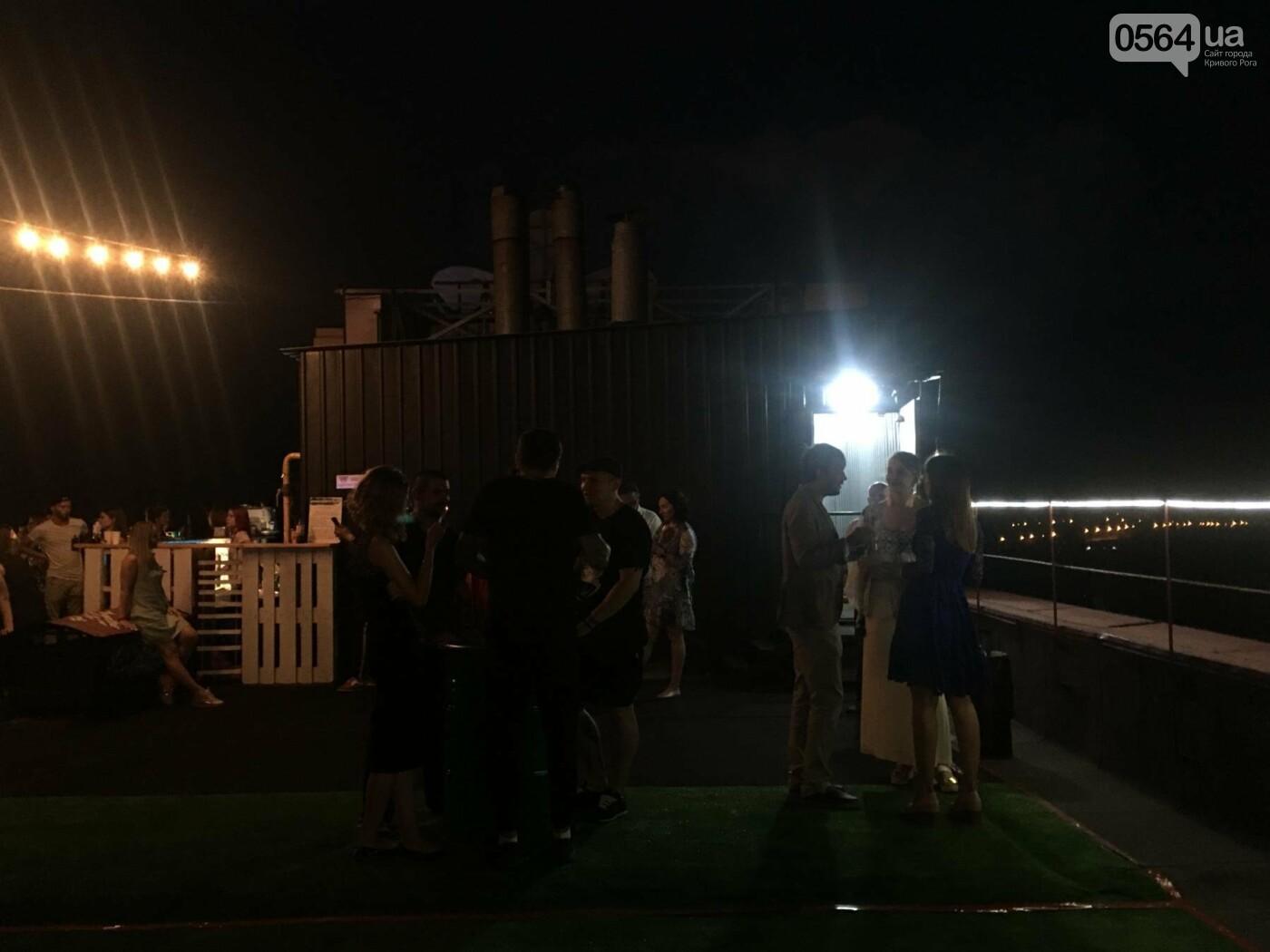 Сотни криворожан встречали закат на крыше отеля под мелодии джаза, - ФОТО, ВИДЕО, фото-22