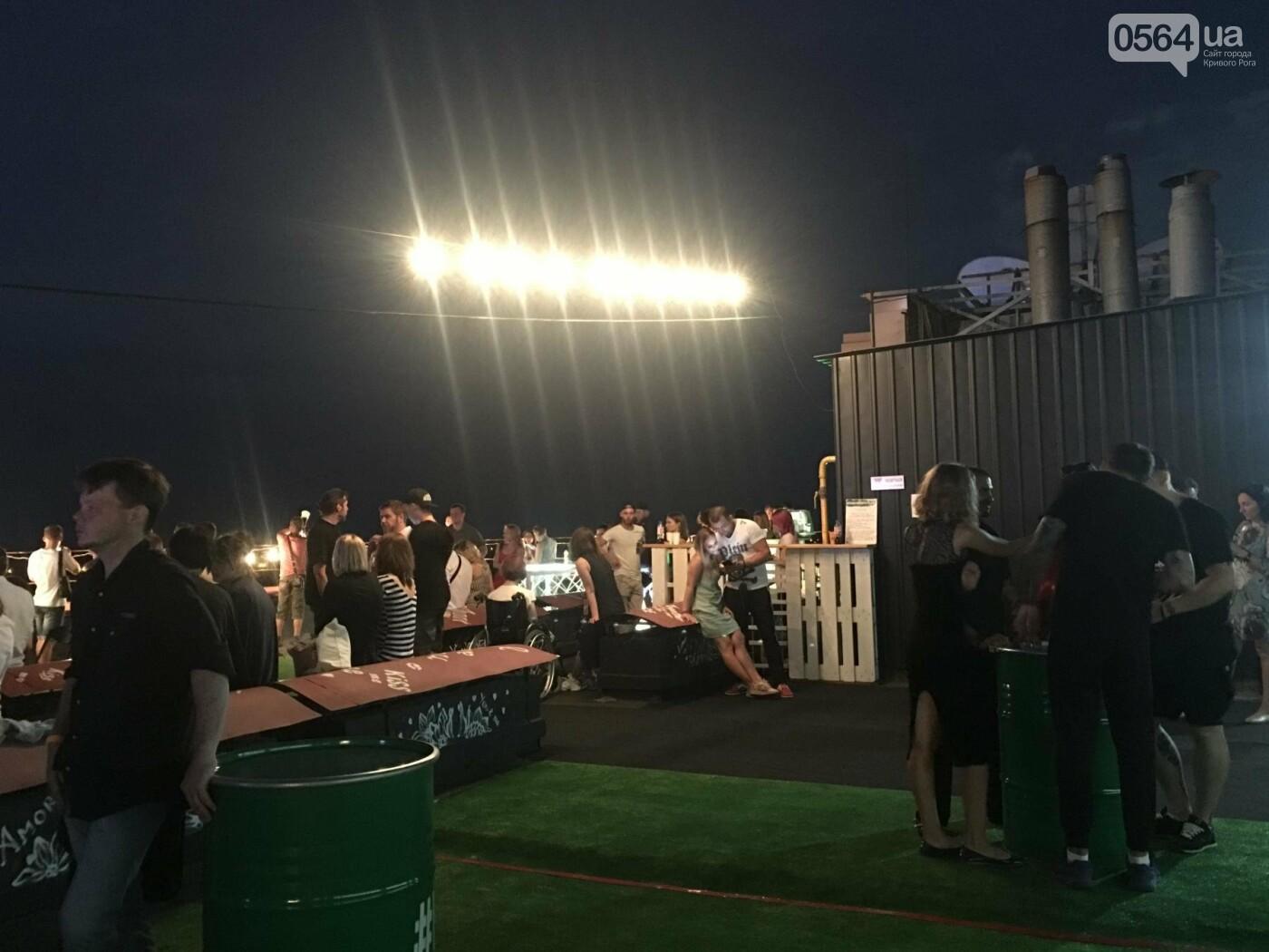 Сотни криворожан встречали закат на крыше отеля под мелодии джаза, - ФОТО, ВИДЕО, фото-36
