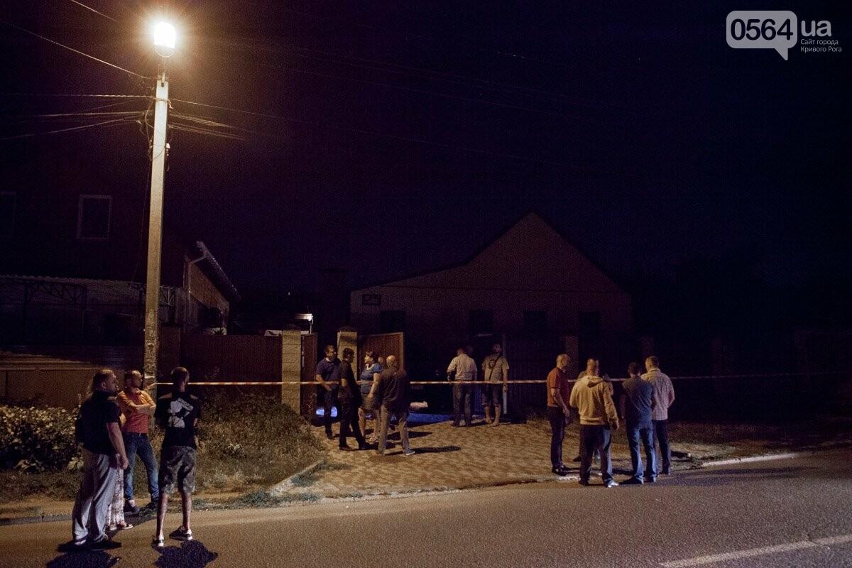 В Днепре ночью застрелили мужчину. Полиция ищет преступников, - ФОТО, фото-3