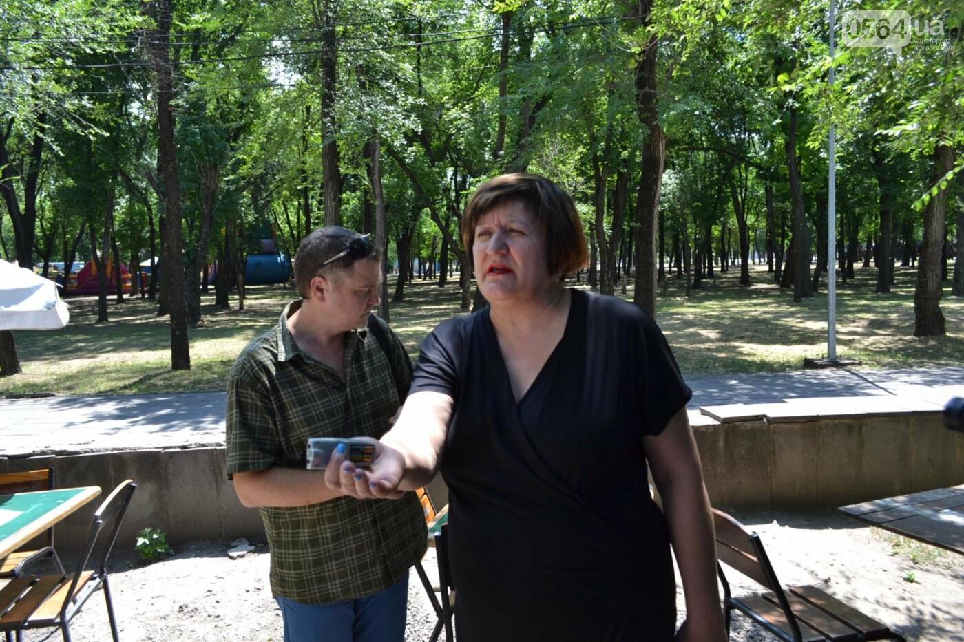 """В Кривом Роге активисты обнаружили очередную """"наливайку"""", а полицейский назвал это """"фигней"""", - ФОТО, ВИДЕО, фото-25"""