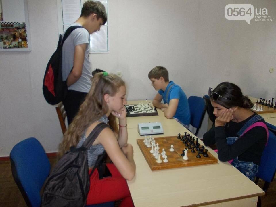 В Долгинцевском районе Кривого Рога определились сильнейшие шахматисты и шашисты, - ФОТО, фото-3