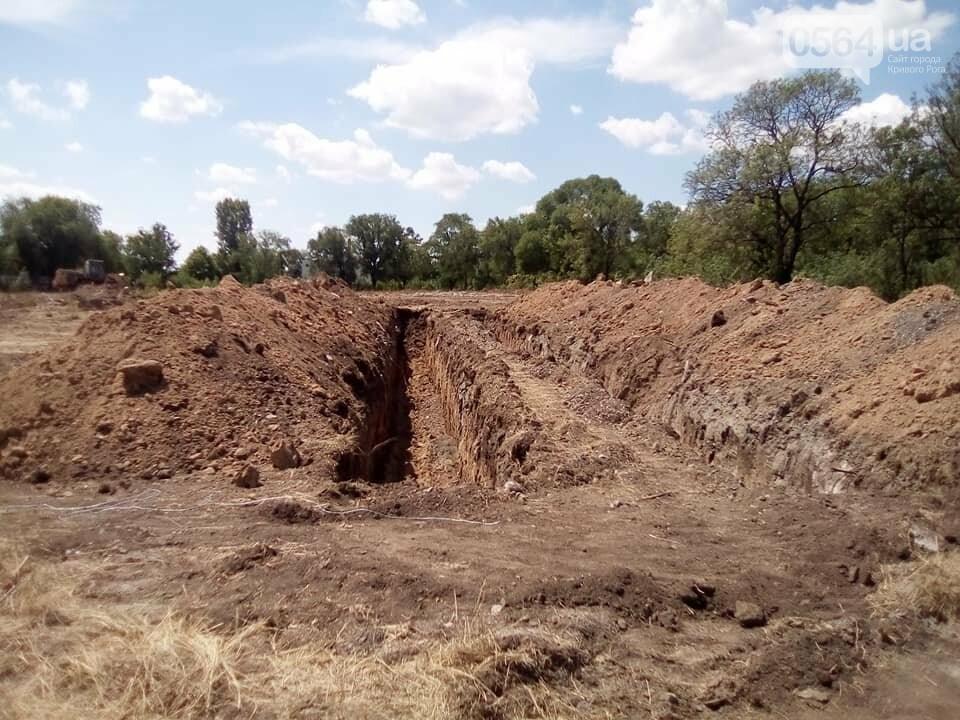В Кривом Роге начато строительство казарм улучшенного типа для танкистов, - ФОТО, фото-3
