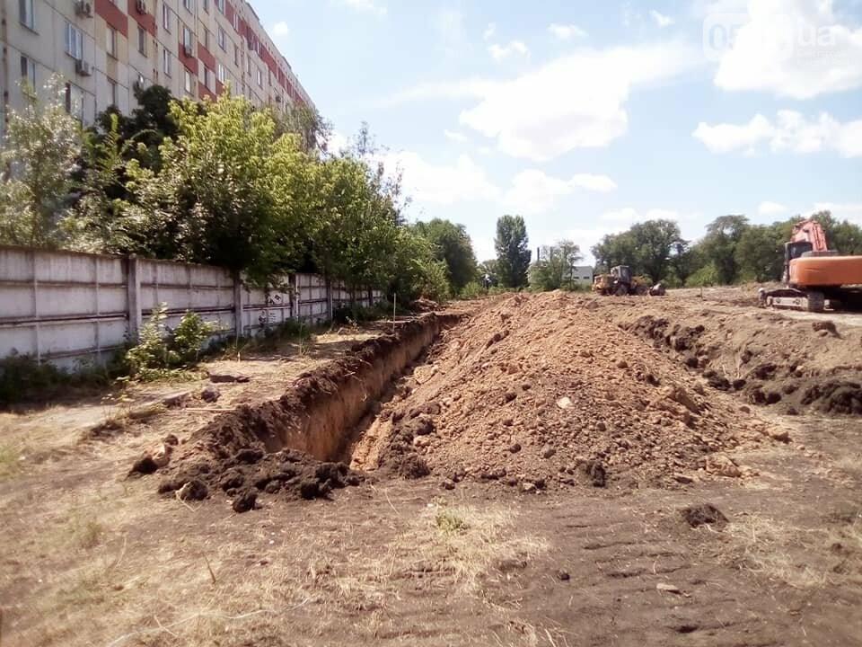 В Кривом Роге начато строительство казарм улучшенного типа для танкистов, - ФОТО, фото-4