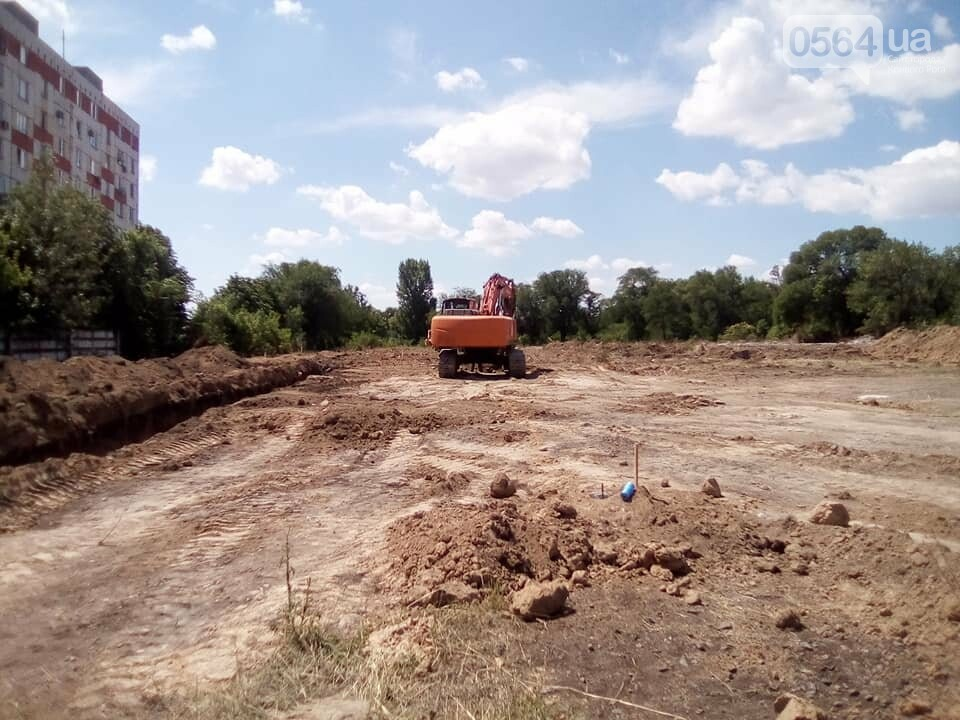 В Кривом Роге начато строительство казарм улучшенного типа для танкистов, - ФОТО, фото-5