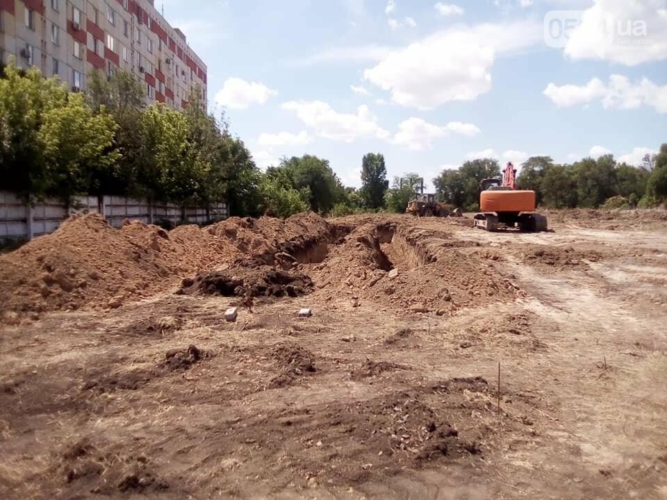 В Кривом Роге начато строительство казарм улучшенного типа для танкистов, - ФОТО, фото-7