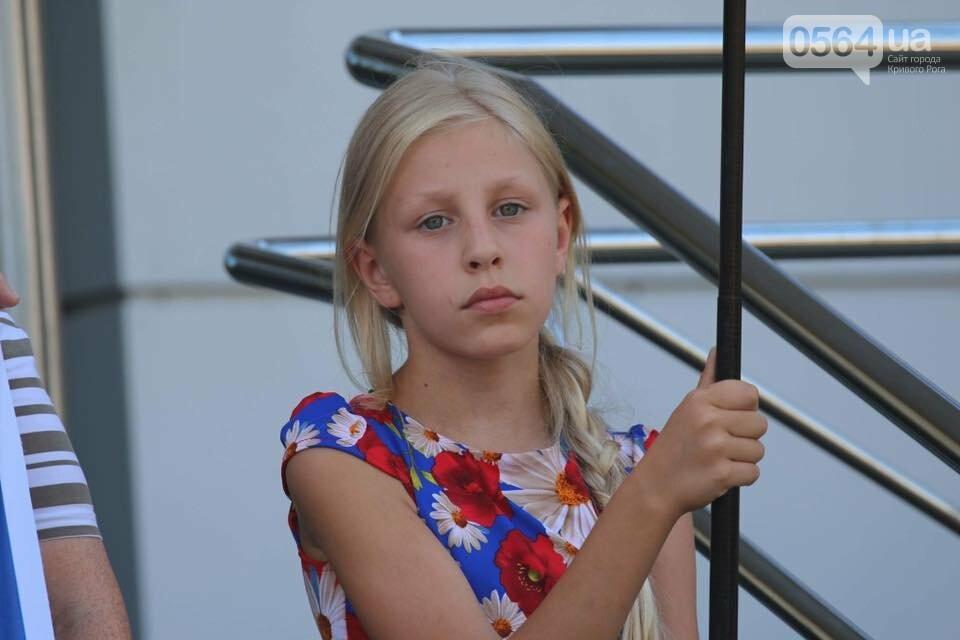 """""""Кривбассовцы"""" в Днепре провели акцию поддержки заложников Кремля, - ФОТО, фото-6"""