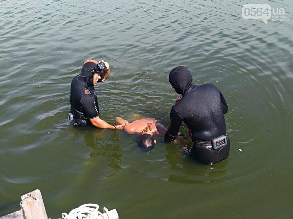 На Днепропетровщине нашли утонувшего мужчину, - ФОТО 18+, фото-1