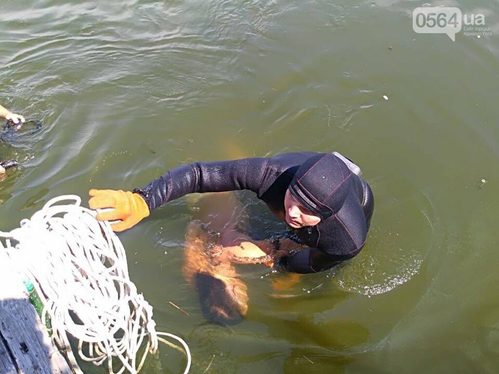 На Днепропетровщине нашли утонувшего мужчину, - ФОТО 18+, фото-2