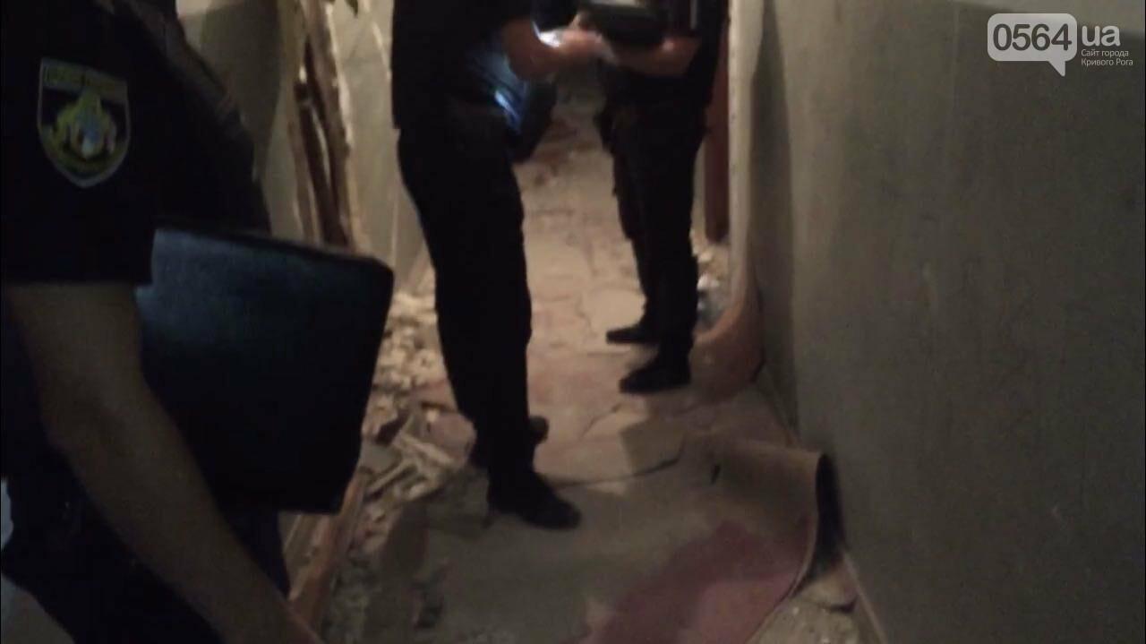 Спустя 2 часа после взрыва в криворожской многоэтажке, жильцов дома пустили в квартиры, - ФОТО, ВИДЕО, фото-2