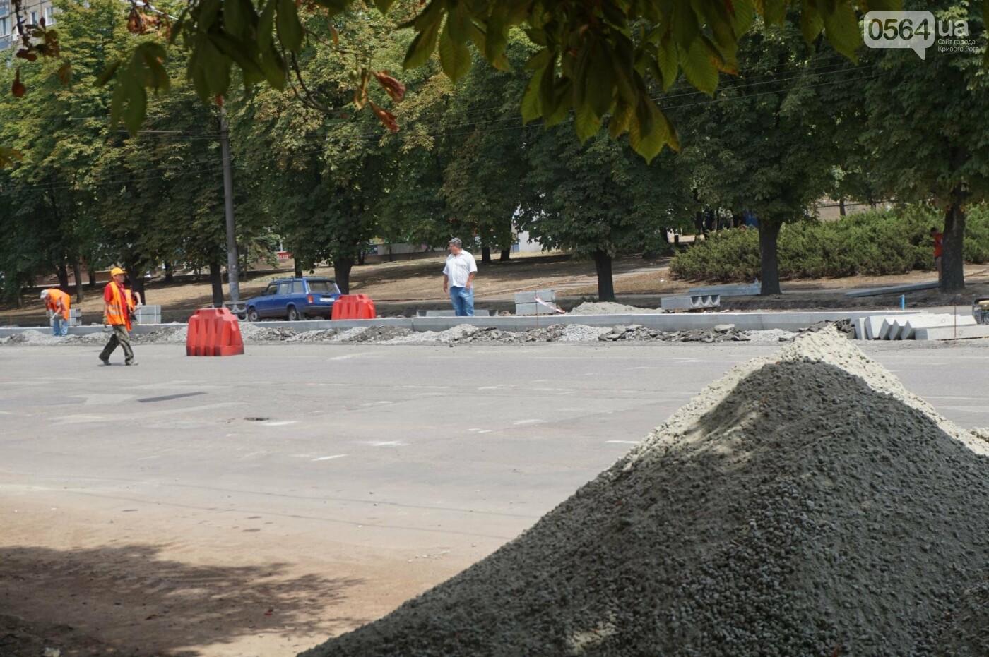 С сегодняшнего дня на центральном проспекте Кривого Рога отменены 3 остановки и запрещена парковка, - ФОТО, фото-26