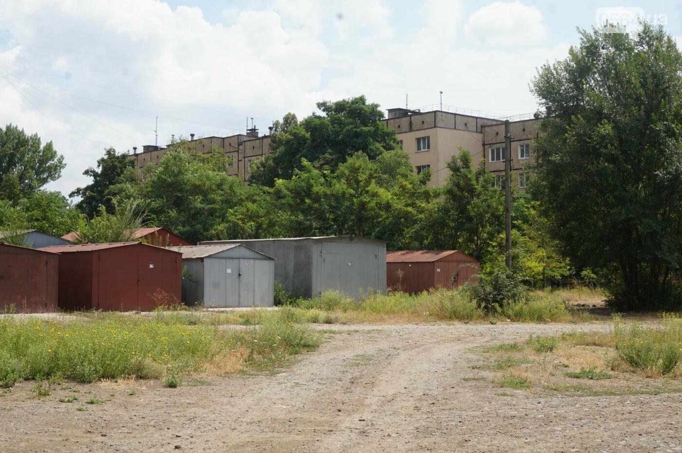 """""""Поле чудес"""": криворожане не могут добиться помощи властей, чтобы снести незаконные постройки и создать сквер, - ФОТО, фото-28"""