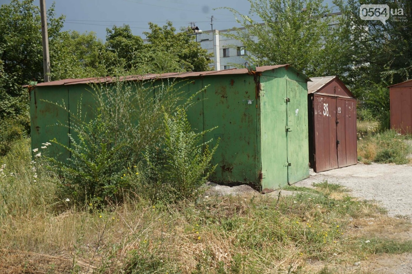 """""""Поле чудес"""": криворожане не могут добиться помощи властей, чтобы снести незаконные постройки и создать сквер, - ФОТО, фото-51"""