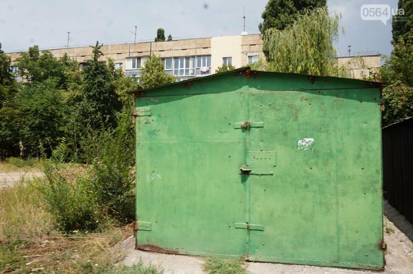 """""""Поле чудес"""": криворожане не могут добиться помощи властей, чтобы снести незаконные постройки и создать сквер, - ФОТО, фото-16"""