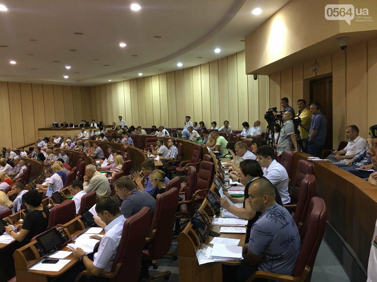 Для побратимства с беларусским Жодино в Криворожском горсовете не хватило 1 голоса, - ФОТО, фото-4