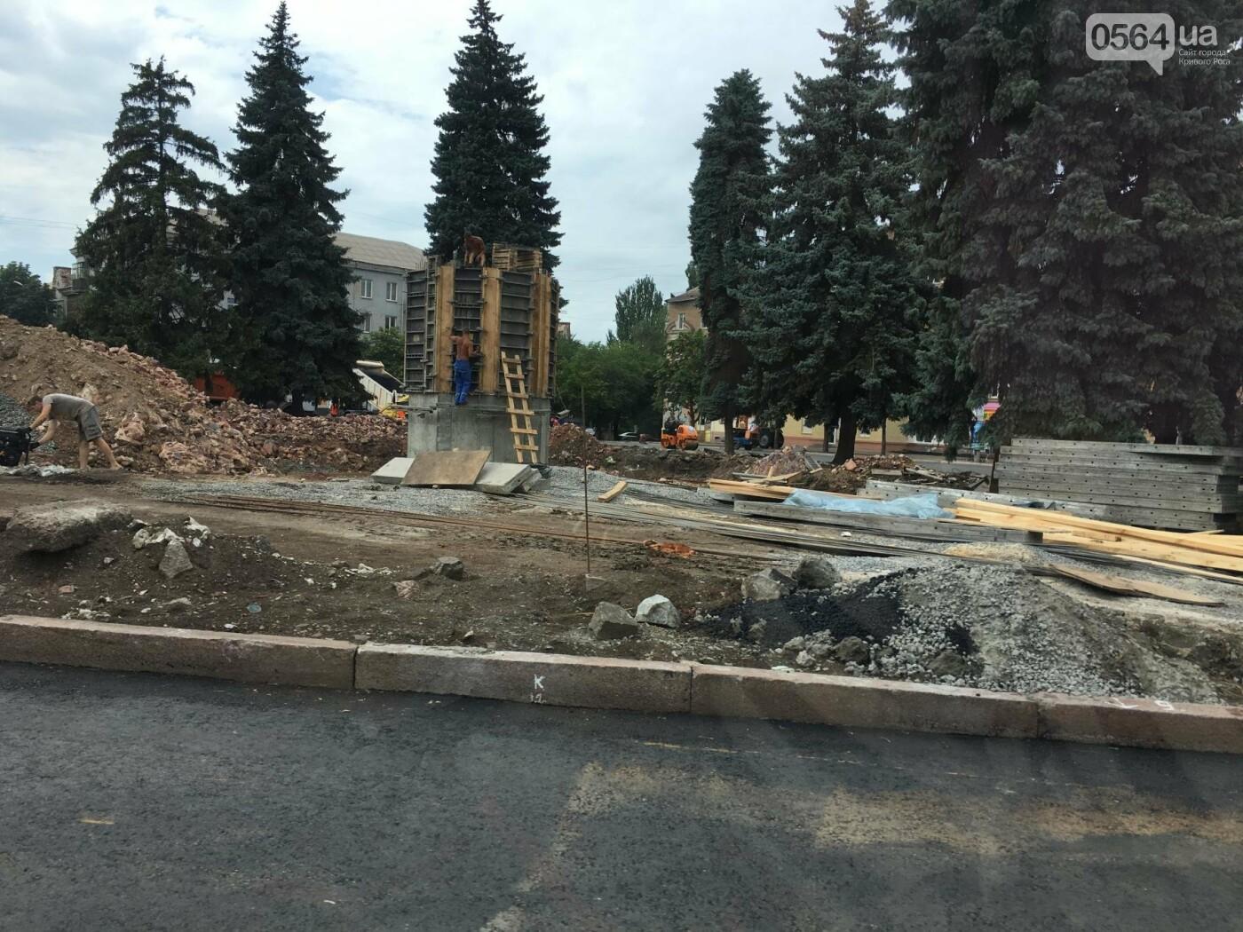 В Кривом Роге не успеют установить памятник князю Владимиру до празднования 1030-летия крещения Киевской Руси, фото-5