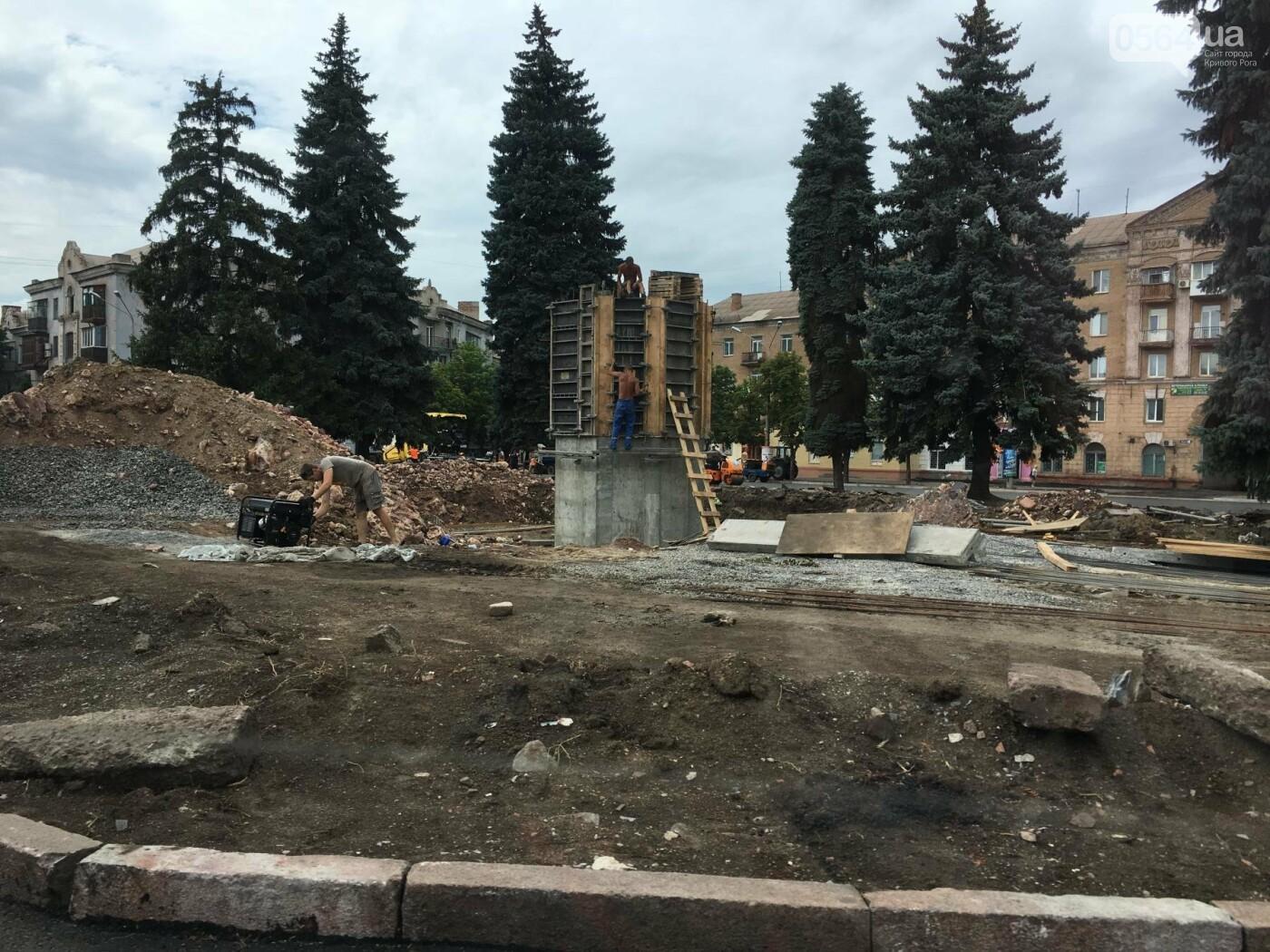 В Кривом Роге не успеют установить памятник князю Владимиру до празднования 1030-летия крещения Киевской Руси, фото-6