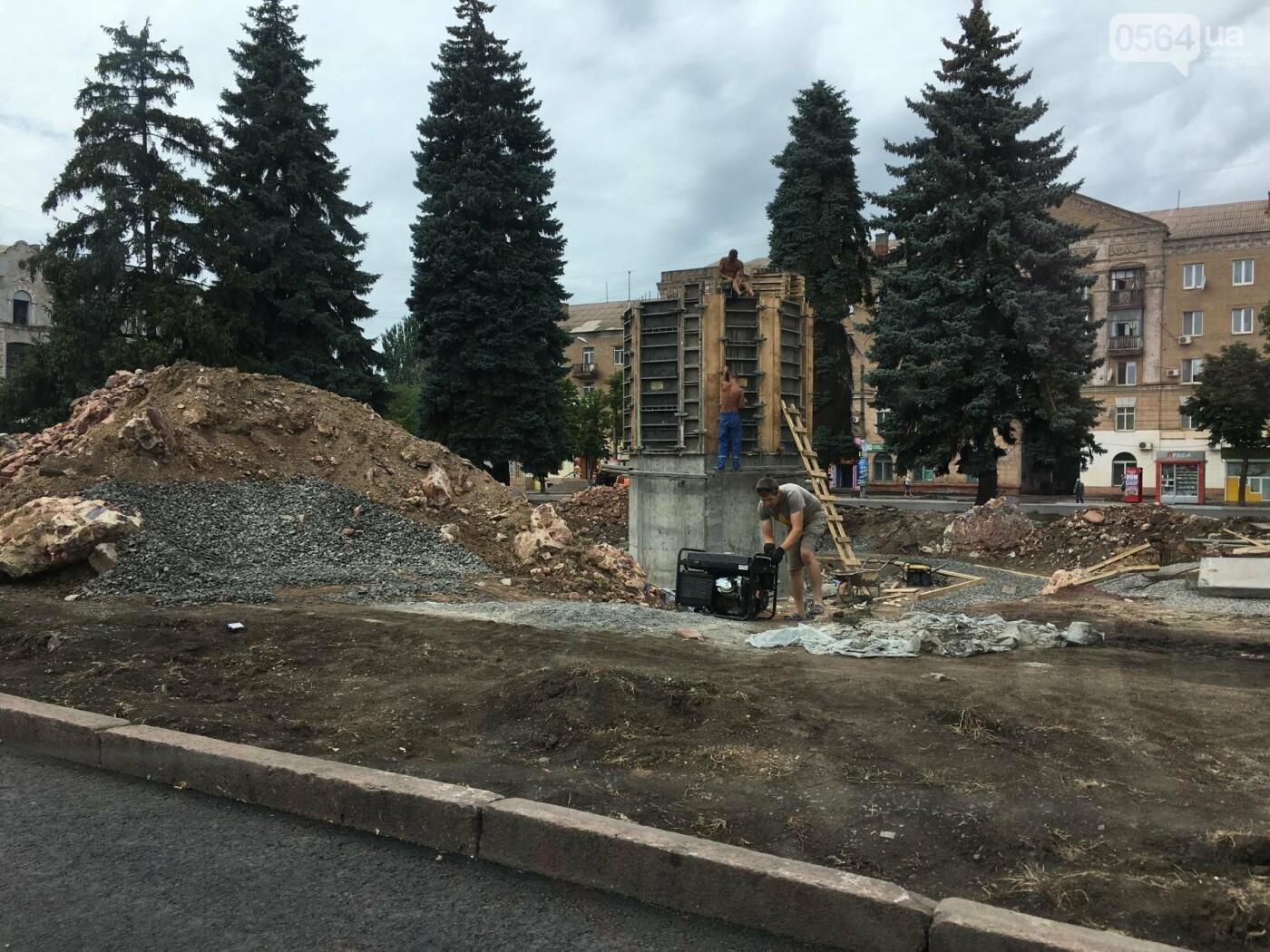 В Кривом Роге не успеют установить памятник князю Владимиру до празднования 1030-летия крещения Киевской Руси, фото-7